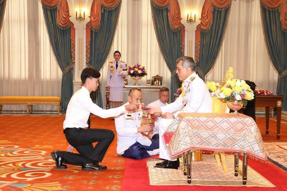 ขอแสดงความยินดีกับนักศึกษาที่ได้รับพระราชทานเหรียญรางวัลเรียนดี